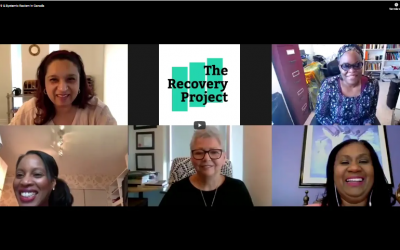 COVID-19 & Systemic Racism in Canada – The Recovery Project